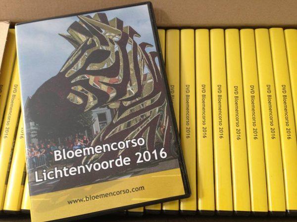 Opnames Bloemencorso 11 september 2016