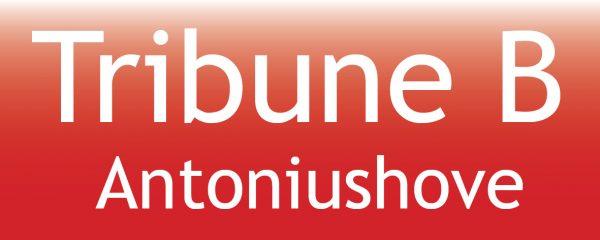 Tribunekaart Antoniushove